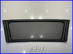 Genuine BMW Z4 E89 Convertible Wind Deflector Windschott & Bag Immaculate