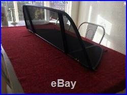 Genuine BMW wind deflector E46 Convertible M3