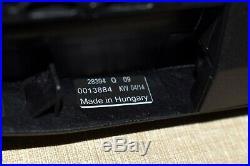 Genuine Mini Cooper Wind Deflector (2 757 001 177353-10) 28394 Q 09 0013884