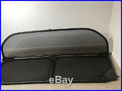 Genuine used BMW Convertible Screen Wind Deflector E46 3-Series 54317037729
