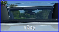 Glas-Windschott BMW 4er Cabrio F33 Orginal Car Glas Echtglas TÜV geprüft