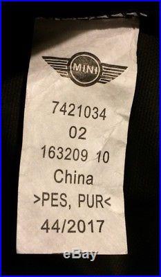 Mini F57 Wind Deflector + Bag BRAND NEW GENUINE MINI PART LATEST SHAPE