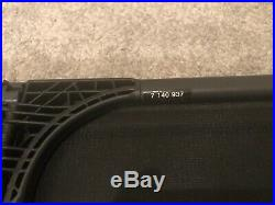 NEU # Original BMW 3er E93 Windschott mit Tasche 7140937 Windshot wind deflector