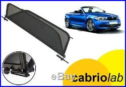 NEW Premium Wind Deflector BMW 1 Series E88 Convertible'14-'18 Windstop Cabrio