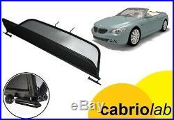 NEW Premium Wind Deflector BMW 6 Series E64 Convertible'04-'10 Windstop Cabrio