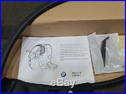 Neu Original BMW Windabweiser für BMW C1, 125-200. Wind deflector. 71607669797