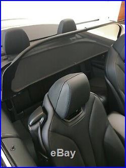 OEM BMW F23 2 series -Genuine WIND DEFLECTOR super good conditions
