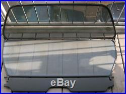 ORIGINAL Windschott Bmw E30 Cabrio MÜNCHEN Deflector abweiser blocker deflector