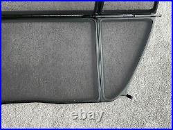 #Original BMW 3er E46 Windschott 7037729 Windshot wind deflector Windschutz #600