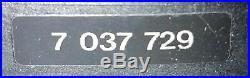 Original BMW 3er E46 Windschott Windschutz Windabweiser 7037729
