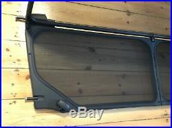# Original BMW 3er E93 Windschott # 7140937 Windshot Windabweiser