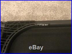 # Original BMW 3er E93 Windschott 7140937 Windshot wind deflector
