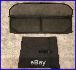 # Original BMW 3er E93 Windschott mit Tasche # 7140937 Windshot