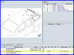 Original BMW 5er E60+LCI / E61 Frontscheibe grün Regensensor // 7070292 // NEU