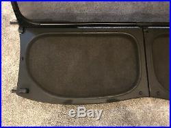 # Original BMW Mini R52 R57 Windschott mit Tasche Windshot # 2757001