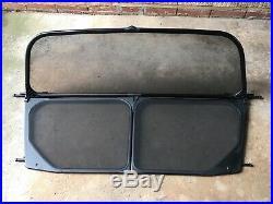 Original BMW Windbreak/Wind Deflector & Carry Bag / BMW 1 Series (E88)