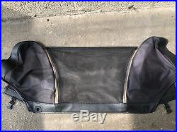 Original Equipment bmw z3 wind deflector for cars with factory roll over hoops
