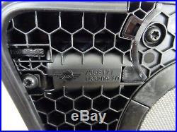 Original Windschott Mini Cabrio F57 Cabriolet Windschutz Schwarz 7358171
