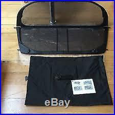 Wind Deflector Genuine BMW 2 Series Convertible F23 54347305158