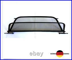 Wind deflector BMW 1 serie E88 2008 2013 windblocker windstop screen