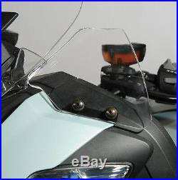 Wind deflector -clear- BMW R1200RT from 2010-06/2014 SP8403T