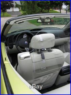 Windblox BMW 1,3,4,5,6 Series Windscreen Wind Deflector Windblocker Windstop