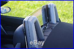 Z4 02-08 E85 Windscreen Wind Deflector BMW tinted- mirror- engraved -windschot