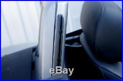 Z4 e85 wind defender windscreen wind deflector glass block bmw windabweiser